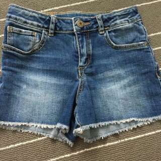 Hotpants zara kids