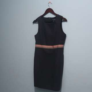 Forever 21 Dress with Pink Band