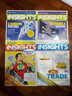 Economics insight magazine