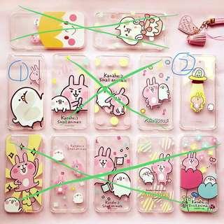 【包郵】P助 兔兔 Kanahei iPhone 6/6s Case殼 全包