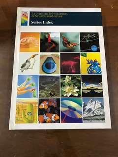Illustrated Encyclopedia of Science and Nature (Series Index)