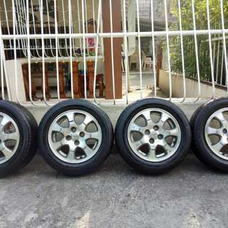 Vios Gen 2 Mags FREE Tires