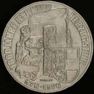 1000th Anniversary of Carinthia Silver Coin