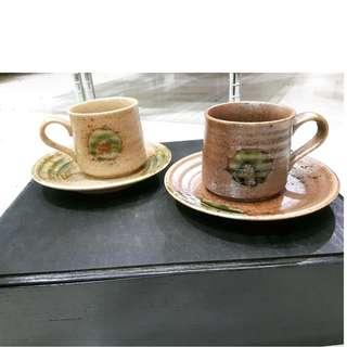 好貨報到!!!高質感 燒陶茶具【日式二手店 大和堂】