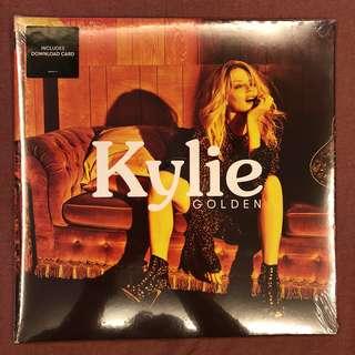 """NEW LP: Kylie Minogue """"Golden"""" (EU)"""