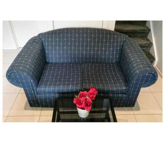 Buy 2x2 Seater sofa for $90 and get the table for absolutely free of cost