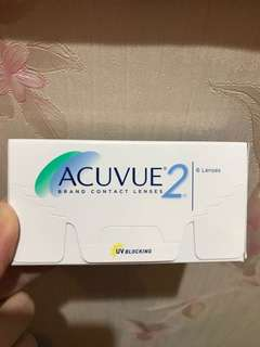 ACUVUE Contact Lens (NEW)
