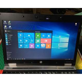 hp 8440p core i5 laptop