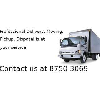 Professional mover & delivery