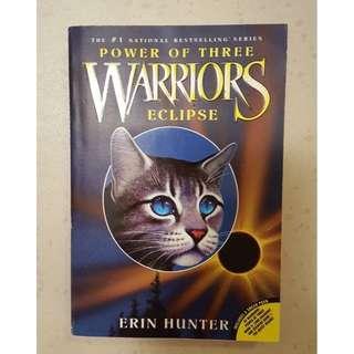 Warriors ~ Eclipse by Erin Hunter