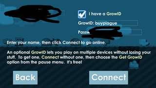 Growtopia buyplague username