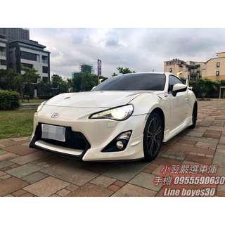 《2014 Toyota 86 2.0 Aero》