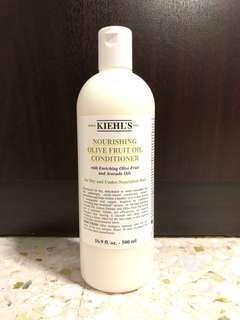 [NEW] 500ml Kiehl's Nourishing Olive Fruit Oil Conditioner