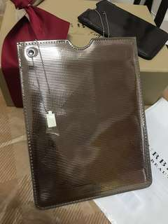 Burberry iPad mini case