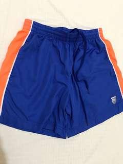 正品 K-SWISS 運動褲 籃球褲 S號