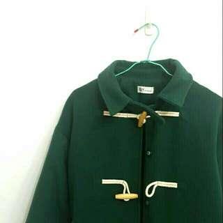 🚚 綠色 西裝外套