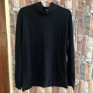 Sweater turtleneck uniqlo