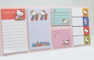 [PO] Hello Kitty Sticky Notes