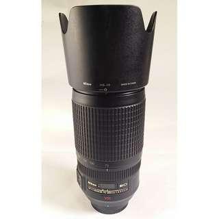 Nikon AF-S VR 70-300mm f/4.5-5.6G ED (NL034)