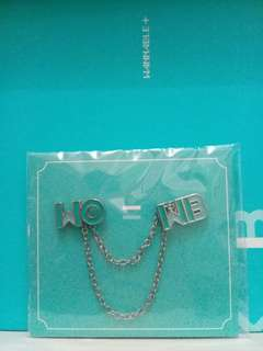 [WTS] WANNA ONE OFFICIAL FANKIT LOOSE ITEM