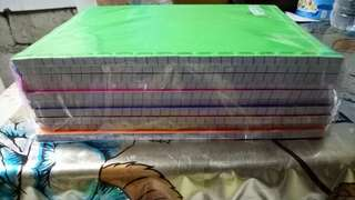 Composition Notebook (Yarn) 10pcs