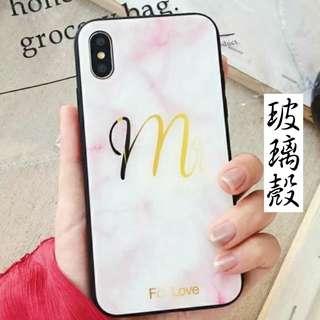 IPhone玻璃質感殼