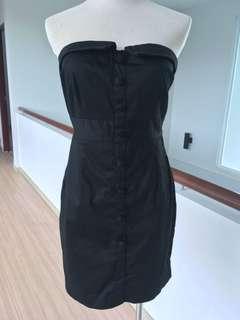 Black Tube Dress Forever 21