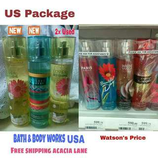 Fragrance mist USA 236ml Package from USA