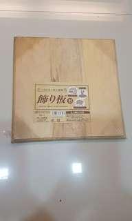 Selling new diamora wooden base hot toys model kits gundam hobbies  Diamora wood base 24cm x 24cm square