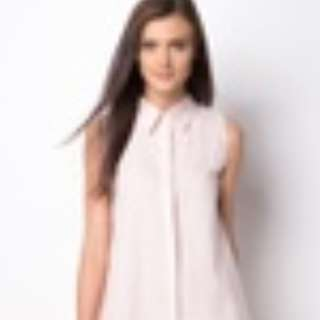 Tomato Gianna Dress in Pink - WITH TAG