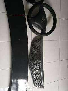 Toyota Vios item