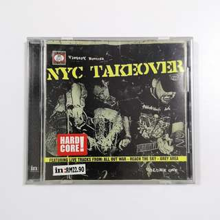 Various Artists 'NYC Takeover Vol. 1' CD