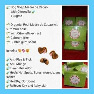 Madre de Cacao Organic soap