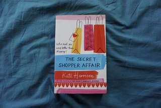 The Secret Shopper Affair - Kate Harrison #bookbazaar