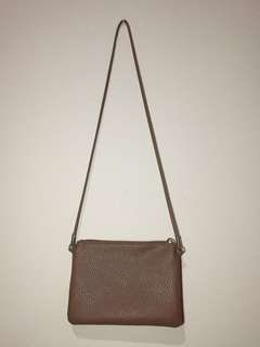 New look leather bag