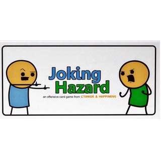 Shop : JOKING HAZZARD CARD GAME