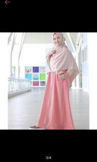Gamis alila hijab