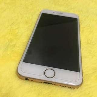 i phone 6s 64G 玫瑰金
