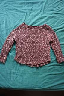 Pre-loved Knit Sweater (Unbranded)