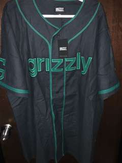 Grizzly griptape third base jersey