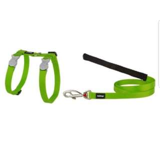 Reddingo cat harness leash
