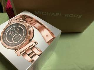 Sofie Michael Kors Smart Watch