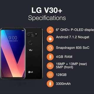 LG V30 PLUS rush need cash