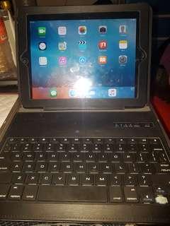 Ipad 1 with keyboard