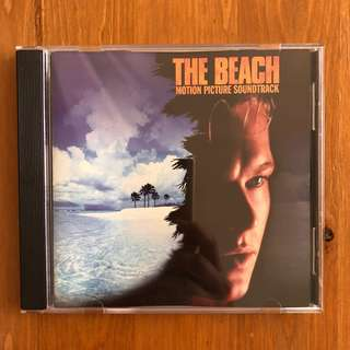 The Beach Soundtrack 迷幻沙灘電影原聲CD