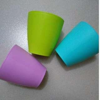 non breakable kiddie cups