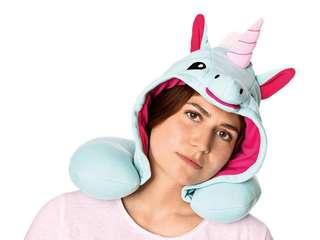 Unicorn Head Pillow