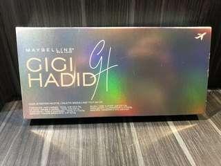 Gigi Hadid Maybelline Jetsetter