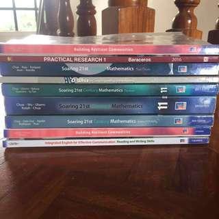K-12 STEM Books For Grade 11 / 12