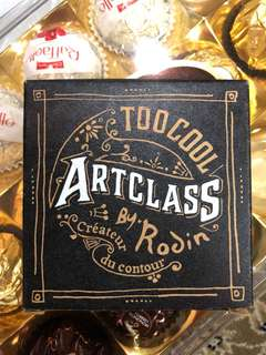 [contour] Too cool for school ARTCLASS by Rodin Shading